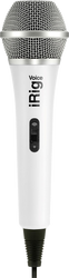 IK Multimedia iRig Voice White Microphone