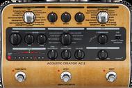 Zoom AC-3 Acoustic Creator Enhanced DI Box