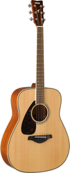 Yamaha FG820NT-L Acoustic Guitar Natural Left-Handed