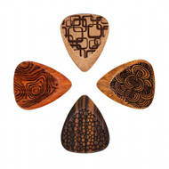 Timber Tones - Laser Tones Grip Mixed Pack of 4