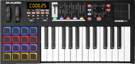 M-Audio Code 25 Black USB MIDI Keyboard Controller