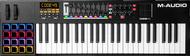 M-Audio Code 49 Black USB MIDI Keyboard Controller
