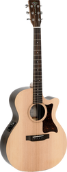 Sigma GRCE Grand OM Acoustic/Electric Spruce Rosewood