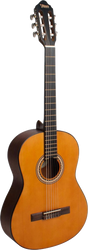 Valencia VC204L Classical Guitar Antique Natural Left-Handed