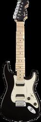 Squier Contemporary Stratocaster HH MN Black Metallic