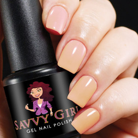 Day Dreams Savvy Girl Gel Nail Polish