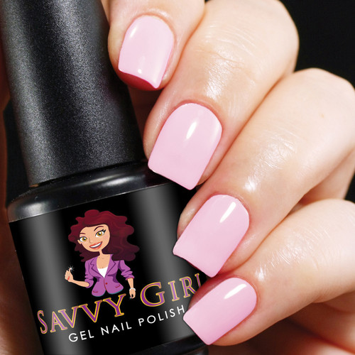 Pinky Swear Savvy Girl Gel Nail Polish