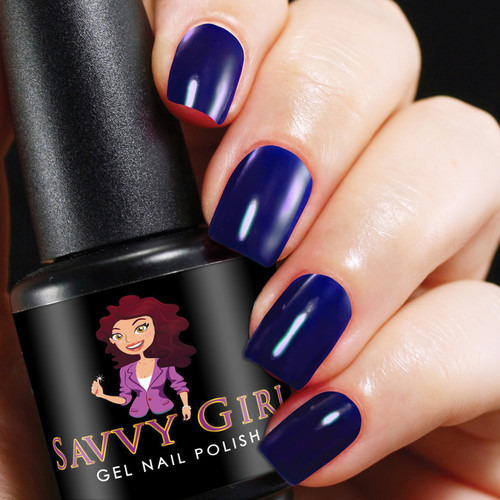 Royalty Savvy Girl Gel Nail Polish