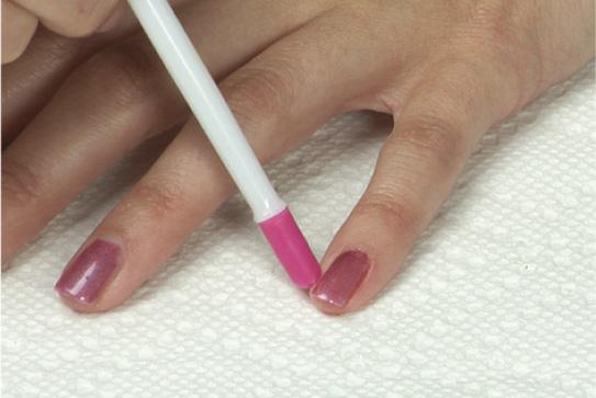 How To Apply Gel Nail Polish   Couture Gel Nail Polish Kits Manicure ...