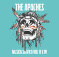 The Apaches - Musica Surfica Vol. III & IV CD (Self-Released)
