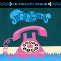 """The Surfrajettes - Party Line / Toxic 7"""""""