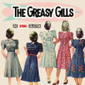 "The Greasy Gills - The Spring Collection 7"" EP"