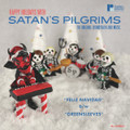 "Satan's Pilgrims - Feliz Navidad / Greensleeves 7"""