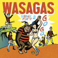 Mark Malibu & The Wasagas - Dance Party A Go Go CD