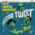 The Royal Pacifics - Telstar Twist / Gypsy Beat 7""