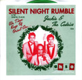 """Jackie & The Cedrics - Silent Night Rumble / Santa Claus Is Coming To Town 7"""""""