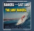 The Surf Raiders - Raiders Of The Lost Surf CD (Reissue)