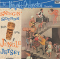 The Tikiyaki Orchestra - Swingin' Sounds For The Jungle Jetset CD