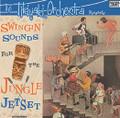 The Tikiyaki Orchestra - Swingin' Sounds For The Jungle Jetset CD