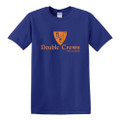 Double Crown Shield Logo T-Shirt