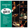 The Quiets - The Many Faces Of The Quiets CD