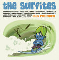 The Surfites - Big Pounder CD