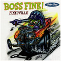 "Boss Fink - Finksville 7"" EP (Test Pressing)"
