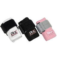 Rx Wrist Supports- White, Black, and Pink