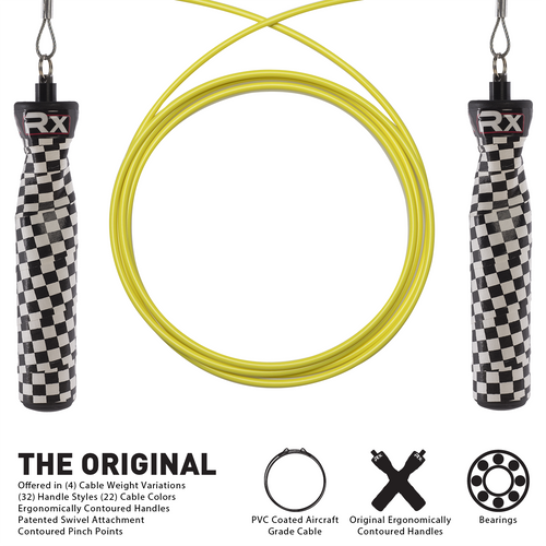 The Original Rx Smart Gear Jump Rope