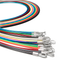 Custom Jump Rope Replacement Cables - Black, Gray, White, Red, Neon Pink, Neon Orange, Yellow, Neon Yellow, Neon Green, Teal, Blue, Purple, Trans Black, Clear, Trans Red, Trans Pink, Trans Orange, Trans Yellow, Trans Green, Trans Teal, Trans Blue, Trans Purple