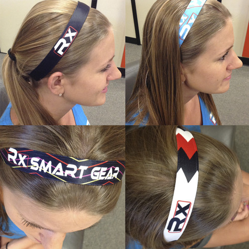 Sweaty Bands are perfect for those grueling workouts and your busy lifestyle.
