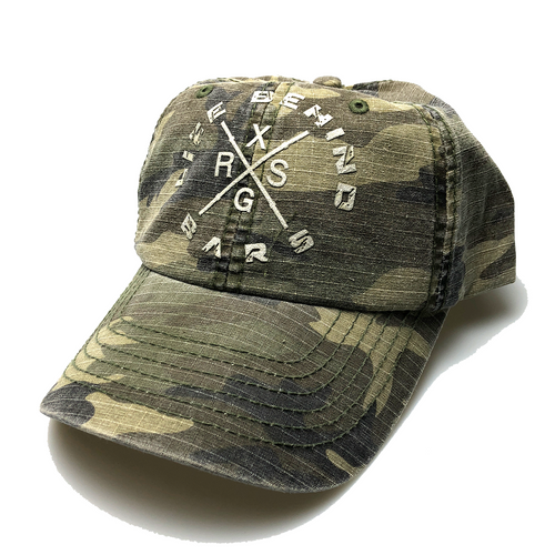Camo Life Behind Bars Unisex Hat