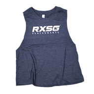 RXSG Performance Crop- Heather Navy