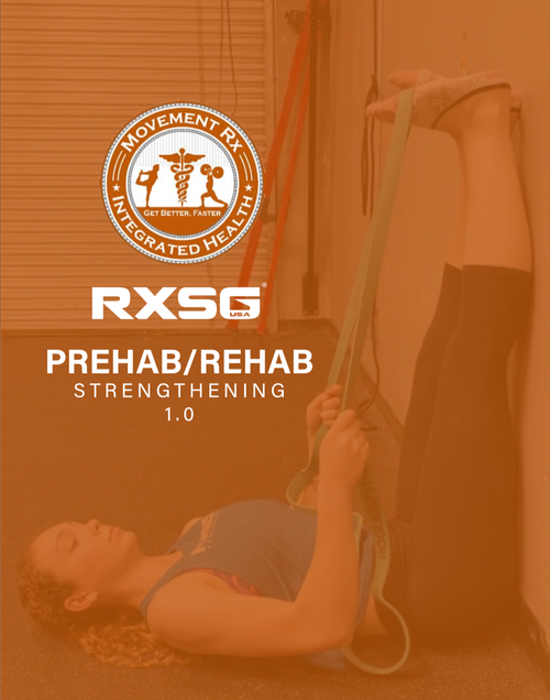 RXSG / Movement Rx Prehab Rehab PDF