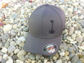 Bush Roots Flexfit Hat Grey L/XL