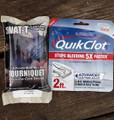 """Quick Clot Gauze 3""""x 24"""" / Swat-T Tourniquet Combo"""
