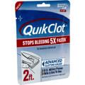"Quick Clot Gauze 3"" x  24' ( 2 pack )"