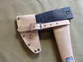 Council Tool Natural Leather Axe Sheath 4""