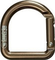Casstrom No 3 Dangler Carabiner Antique Brass