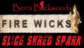 Ben's Backwoods Fire Wicks 6-pack