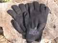 Military Wool Glove Liner Size 6 XL Black