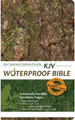 Waterproof Bible KJV Nt. Ps. Pv.