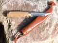 "Marttiini Lynx Lumberjack Knife Carbon 3 7/8"""