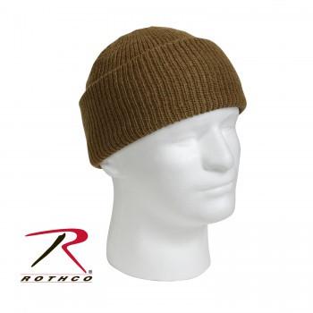 68c5ab1cbe1 100% Wool Watch Cap Coyote Brown - Bens Outdoor Products
