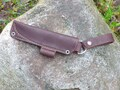 JRE BUSHCRAFT Sheath LEFTY W/Dangler Mora 510 and #1