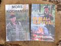 Mors Kochanski Grand Syllabus and Boreal Survival Handbook Combo