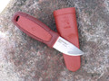 Mora Eldris Knife Red