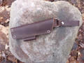 JRE BUSHCRAFT Sheath LEFTY W/Dangler Garberg, Kansbol, Mora 2000,