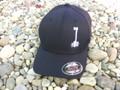 Bush Roots Flexfit Hat Black L/XL