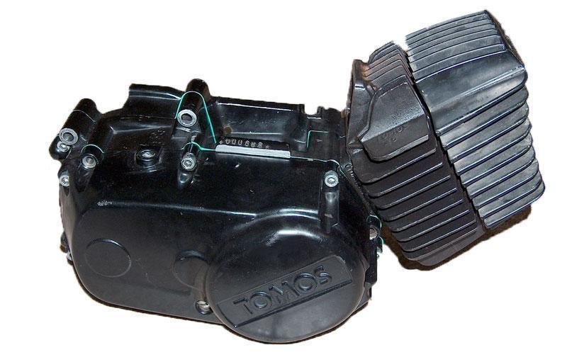 Tomos A35 Moped Repair and Service Manual